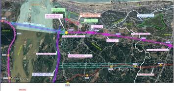 Đường ven biển Dung Quất - Sa Huỳnh. Nguồn: UBND tỉnh Quảng Ngãi.