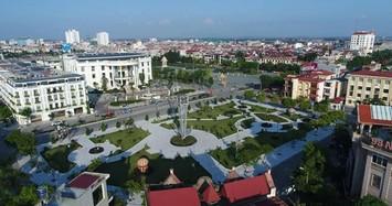 Một góc TP Bắc Giang. Ảnh: bacgiang.gov.vn.