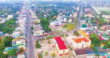 Quảng Ngãi quy hoạch trung tâm đô thị hơn 772 ha