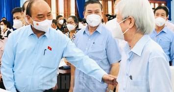 Chủ tịch nước Nguyễn Xuân Phúc: 'Pháo đài' không phải để ngăn sông cấm chợ, làm mỗi nơi một kiểu