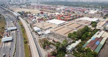 Cận cảnh khu đất nhà máy gây ô nhiễm nặng của Xi măng Hà Tiên 1 sẽ thành khu đô thị
