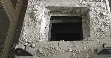 Kẻ gian đục két sắt ở căn hộ trong khu Ciputra cuỗm hơn 8 tỷ đồng
