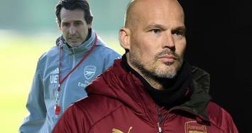 Huyền thoại Freddie Ljungberg làm HLV tạm quyền của Arsenal