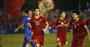 Những thống kê hùng hồn của U22 Việt Nam ở SEA Games 30