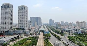 Cuộc đua của hàng loạt cao ốc 'đu bám' tuyến metro Bến Thành-Suối Tiên