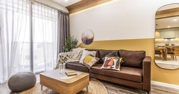 Cận cảnh căn chung cư đẹp cuốn hút của vợ chồng trẻ Hà Nội