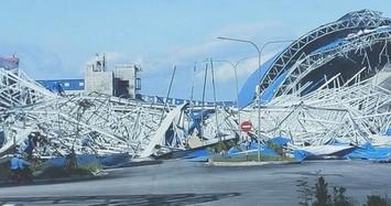 3 công nhân công ty thép Hoà Phát Dung Quất tử vong trong vụ sập nhà xưởng