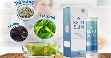 Thực phẩm giảm béo Keto Slim quảng cáo lừa dối người tiêu dùng