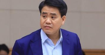 Cựu chủ tịch Hà Nội Nguyễn Đức Chung bị xác định đã chiếm đoạt 6 tài liệu mật
