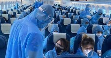 Tiếp viên hàng không Vietnam Airlines làm lây bệnh COVID-19 bị khởi tố