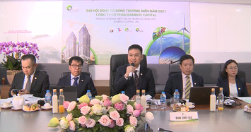 Họp ĐHĐCĐ Bamboo Capital: Huy động vốn 'khủng', sẽ IPO BCG Energy ra thị trường quốc tế