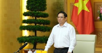 Thủ tướng Phạm Minh Chính: Phải sản xuất bằng được vaccine phòng chống COVID-19