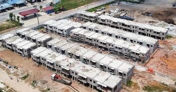 Sở Xây dựng Hòa Bình 'tuýt còi' dự án Apec Mandala Kim Bôi bán bát nháo