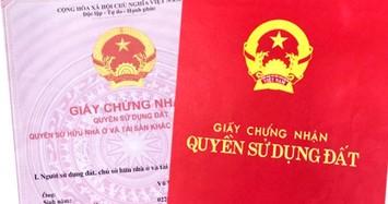 Từ 1/9, người dân có thể làm sổ đỏ mà không cần giấy tờ chứng minh nhân thân