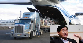 Tỷ phú Johnathan Hạnh Nguyễn muốn mua 10 máy bay vận chuyển hàng hoá