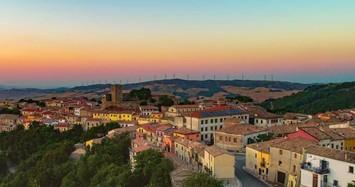 Độc đáo những ngôi nhà ở Italya giá chỉ hơn 1 USD