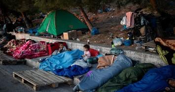 Cuộc sống di dân sau khi 'bà hoả' thiêu rụi trại tị nạn lớn nhất Châu Âu