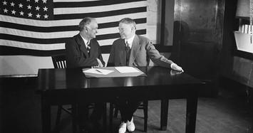 Biết gì về Phó Tổng thống Mỹ da màu đầu tiên Charles Curtis?