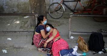 Cận cảnh thủ đô Ấn Độ quay cuồng vì dịch COVID-19