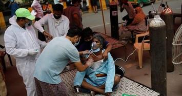 Những con số ám ảnh về dịch COVID-19 hoành hành Ấn Độ