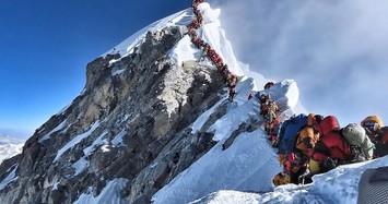 Đại dịch COVID-19 đe dọa 'nóc nhà thế giới' Everest