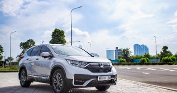 Vì sao Honda CR-V 2020 giảm tới 65 triệu tại Việt Nam?