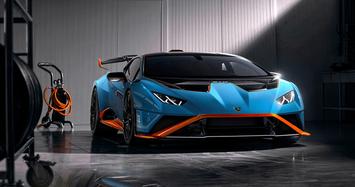 Trình làng siêu xe Lamborghini Huracan STO giá từ 328.000 USD