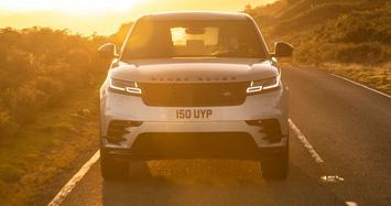 Ngắm Range Rover Velar 2021 sắp về Việt Nam giá từ 58.050 USD