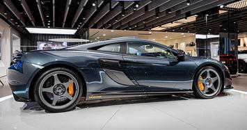 Trầm trồ McLaren 650S Le Mans giới hạn 50 chiếc có mặt tại Hồng Kông