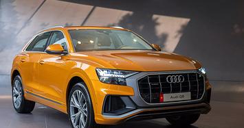 """Audi Q8 chưa bán đã """"cháy"""" hàng ở Việt Nam?"""