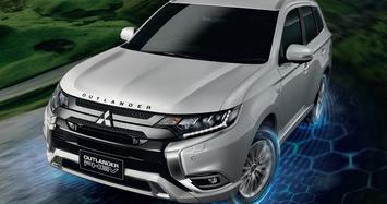 Mẫu xe Mitsubishi Outlander PHEV 2021 mới ra mắt có gì đặc biệt?