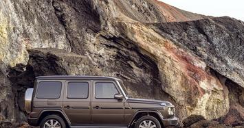 Ngắm Mercedes-Benz G 400 d từ 2,47 tỷ đồng tại Australia
