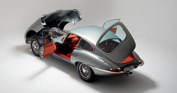Chi tiết siêu xe Jaguar E-Type điện phong cách 1961 giá từ 13,4 tỷ đồng