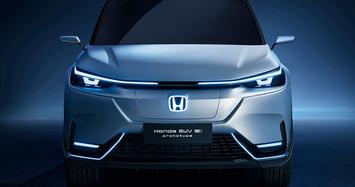 Honda SUV e:prototype hoàn toàn mới sẽ bán ra vào 2022