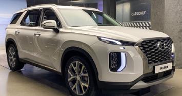 Ngắm Hyundai Palisade được đại lý chào bán giá hơn 2,5 tỷ đồng