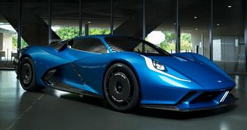 Chi tiết siêu xe điện Estrema Fulminea hơn 55 tỷ đồng