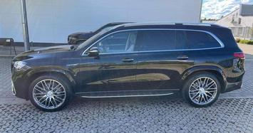 Siêu xe Mercedes-AMG GLS 63 4Matic giá không dưới 12 tỷ