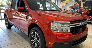 Chi tiết Ford Maverick 2022 giá rẻ hơn Ranger, liên tục 'cháy hàng'