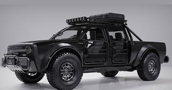 Bán tải điện hoài cổ Alpha Wolf 2022 giá từ khoảng 36.000 USD