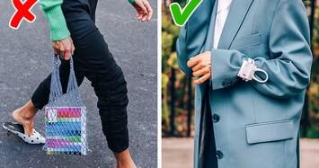 Nếu không muốn trở nên quê mùa, bạn không nên mặc những trang phục này trong năm 2020