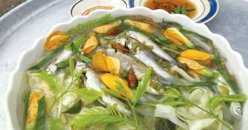 Thưởng thức các món ngon từ cá linh miền Tây