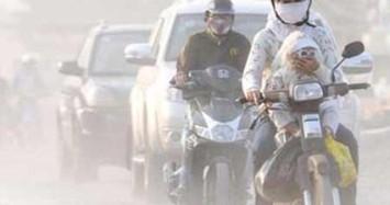 Trẻ em đối mặt bệnh gì khi Hà Nội ô nhiễm không khí nặng?