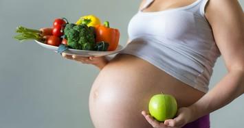 Những thực phẩm mẹ bầu nên ăn để sinh con trắng trẻo, hồng hào