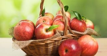 Để bụng đói ăn táo vào buổi sáng có nhiều lợi ích bất ngờ