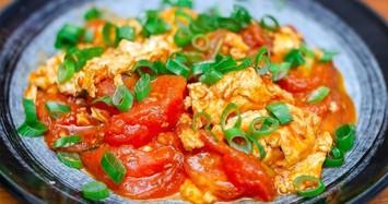 Món trứng chưng cà chua tuyệt đối đừng bỏ thêm thứ này vào