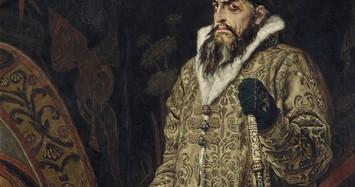 Sa hoàng Nga hung bạo khét tiếng đánh con dâu và giết con trai như nào?