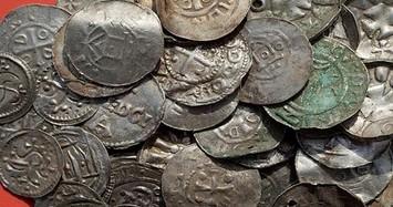 Những kho báu 'khủng' của người Viking