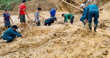 Người Quảng Nam khóc hết nước mắt vì thảm họa sạt lở núi
