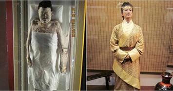 Bí ẩn về xác ướp mỹ nhân hơn 2.000 tuổi ở Trung Quốc