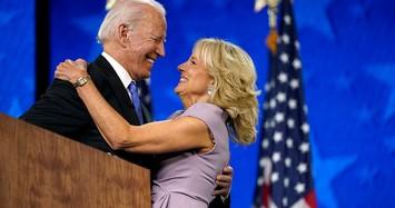 Chuyện tình nổi tiếng của ông Joe Biden và phu nhân